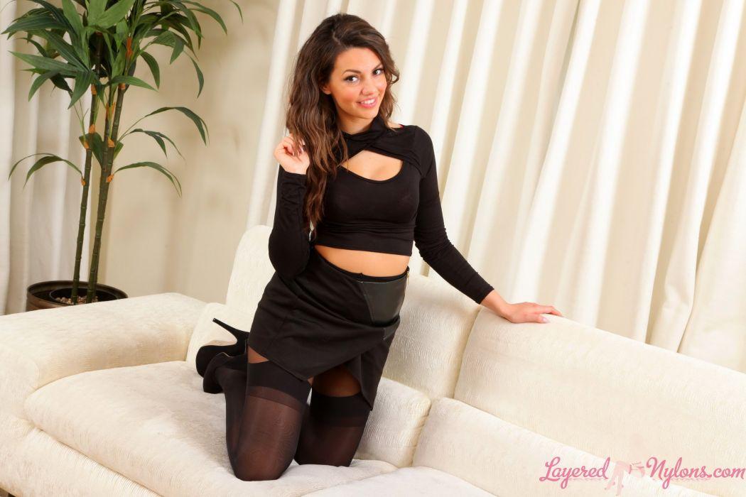 ABIGAIL B adult actress sexy babe brunette model models 1abigailb s wallpaper
