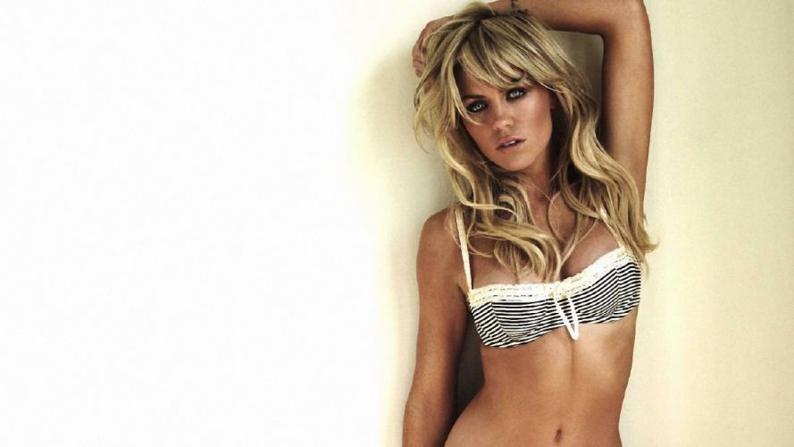 ABIGAIL CLANCY lingerie model models sexy babe adult blonde 1aclan wallpaper