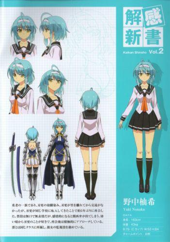 The Testament of Sister New Devil Yuki Nonaka wallpaper