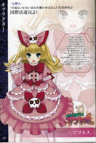Hyperdimension Neptunia Abunesu wallpaper