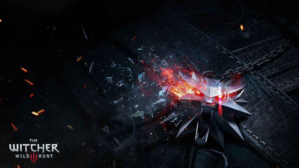 WITCHER 3 WILD HUNT fantasy action rpg fighting warrior dark three 1w3wh wallpaper
