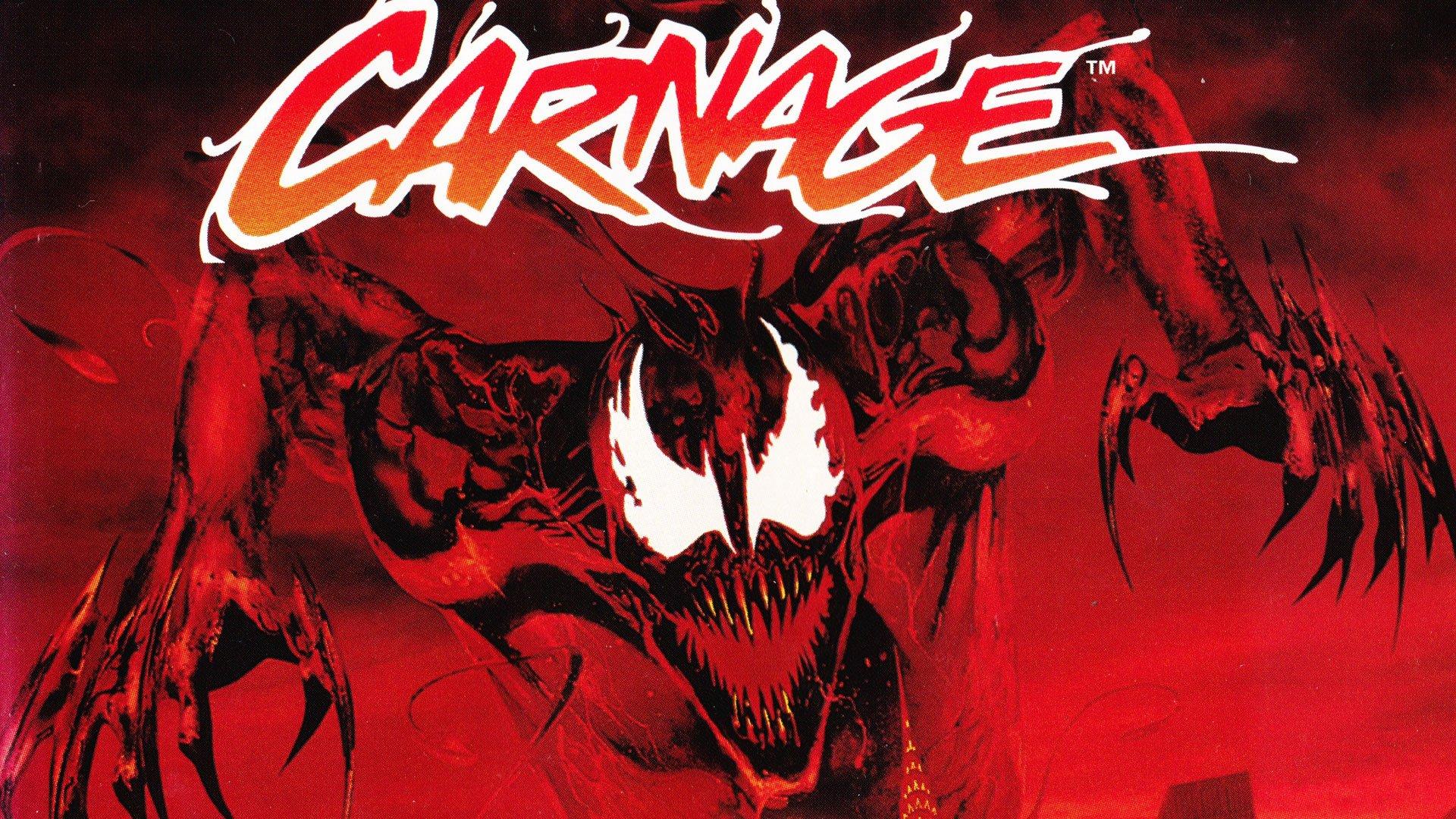 maximum carnage wallpaper - photo #3