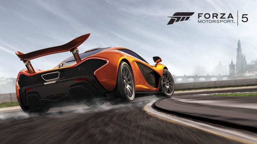 video juegos forza 4 conducion wallpaper