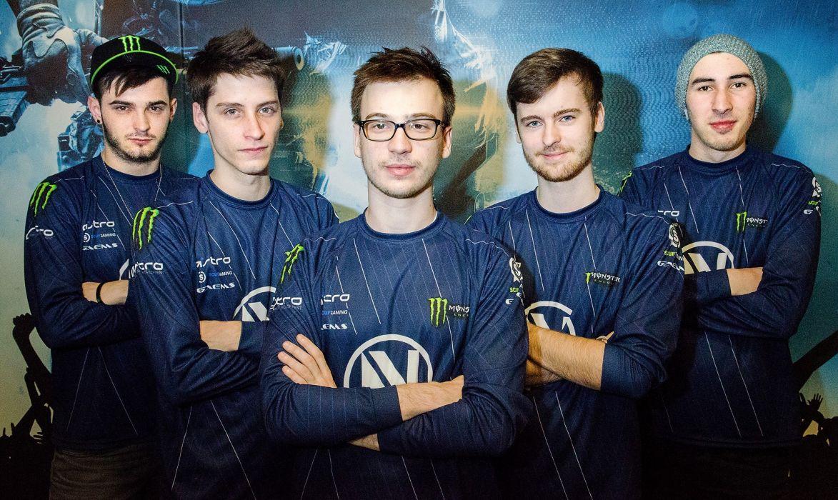 Team EnVyUs CS GO wallpaper
