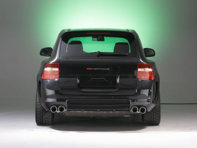 TopCar Porsche Advantage-GT cayenne cars modified 2010 wallpaper