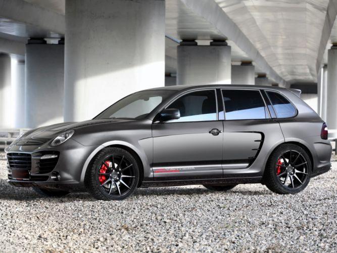 TopCar Porsche Advantage-GT cayenne cars modified 2010 wallpaper