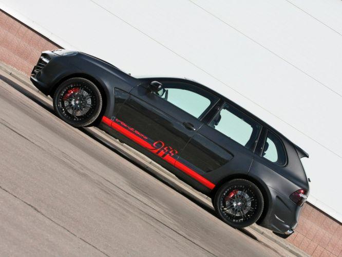 TopCar Porsche Advantage-GTR cayenne cars modified 2008 wallpaper