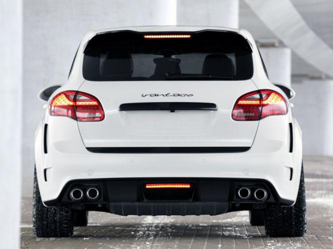 TopCar Porsche dvantage-2 cayenne cars modified 2010 wallpaper