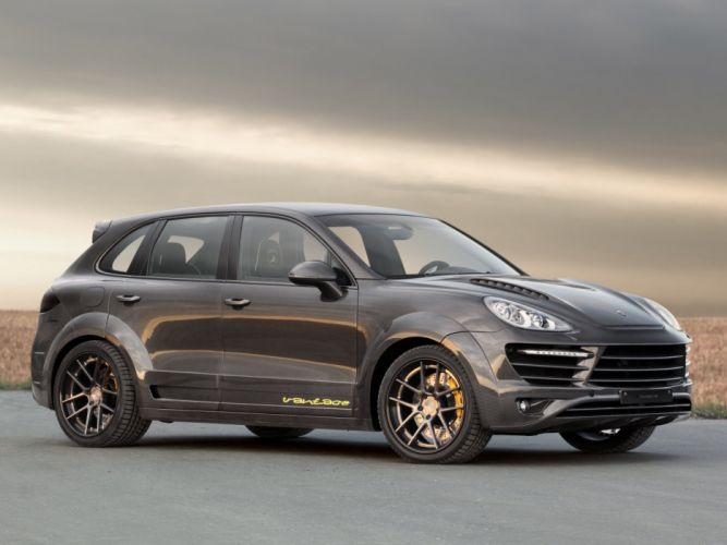 TopCar Porsche vantage-2 Carbon Edition cayenne cars modified 2010 wallpaper