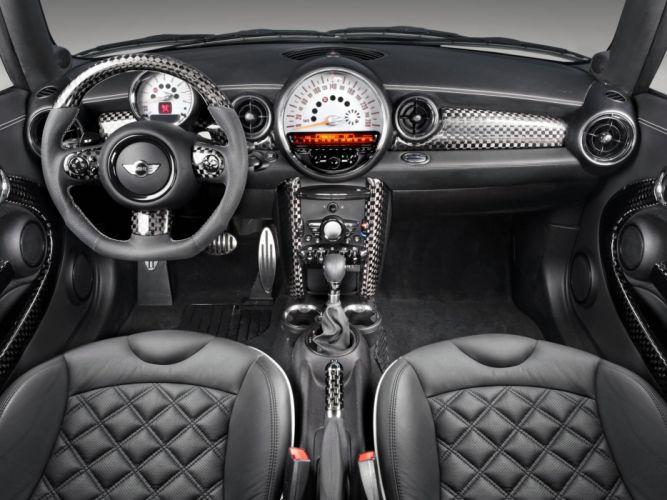 TopCar Mini Cooper-S Bully cars modified wallpaper