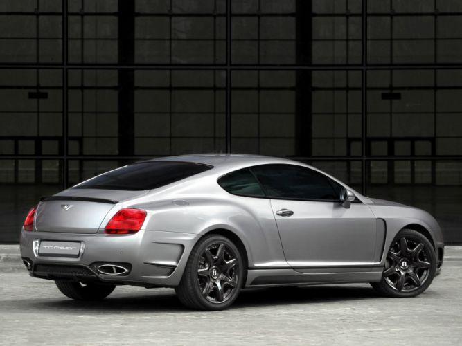 TopCar Bentley Continental-GT cars Bullet modified 2009 wallpaper