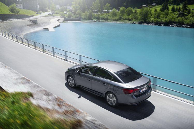 2016 avensis cars sedan toyota wallpaper