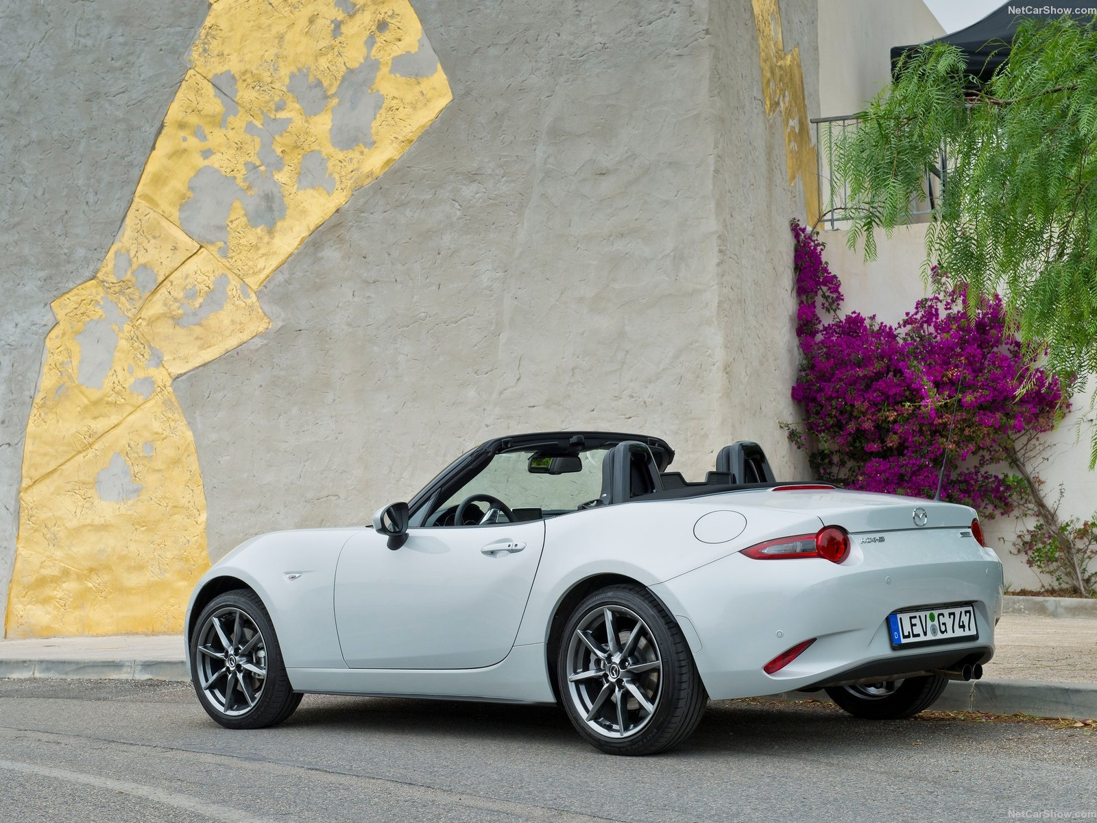 Mazda Miata 2016 White All Car Brands Specs