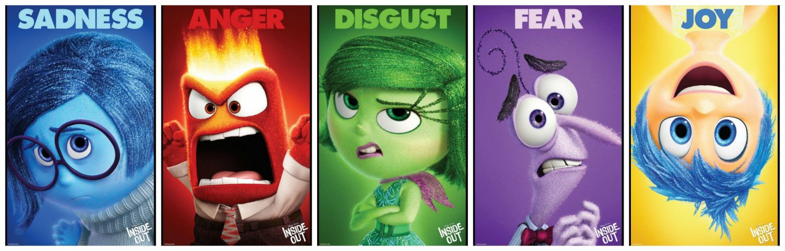 INSIDE OUT disney animation humor funny comedy family 1inside movie poster wallpaper