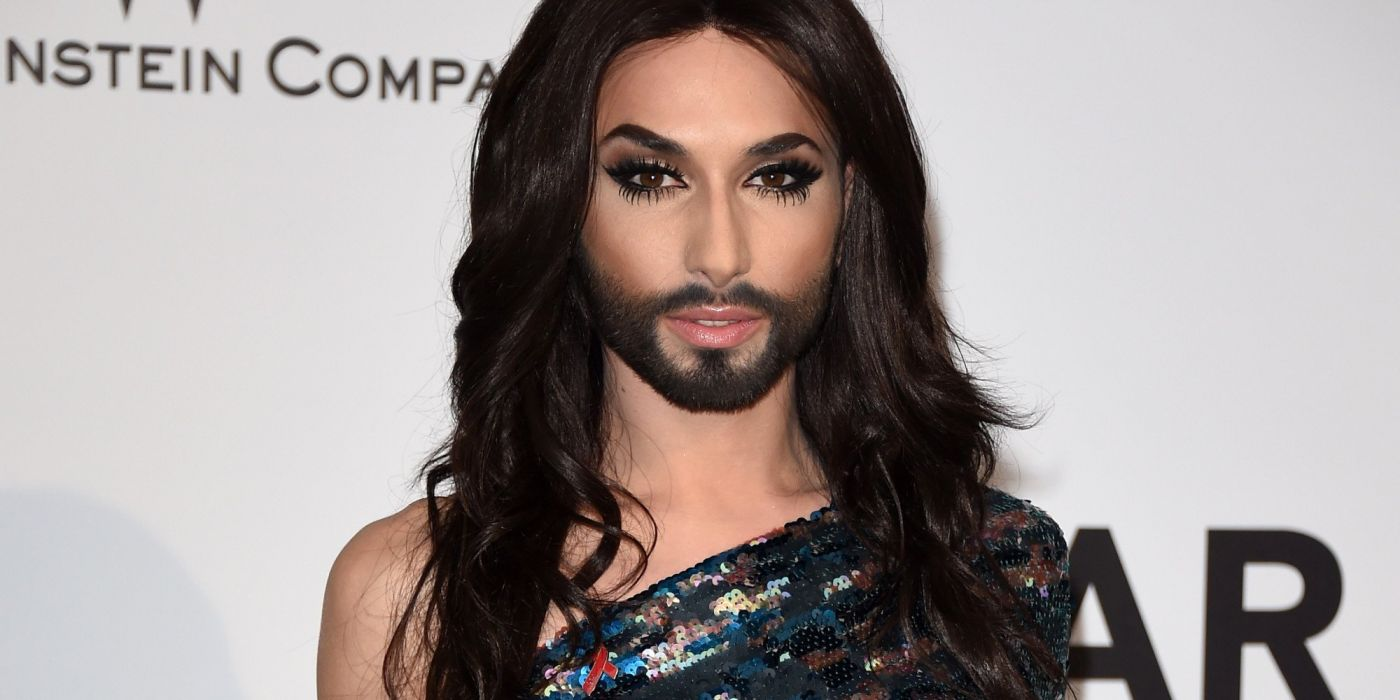 conchita wurtz cantante austriaca wallpaper