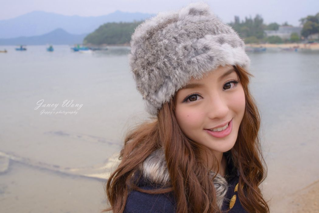 asians - brunettes - Jancy - Wong - women wallpaper