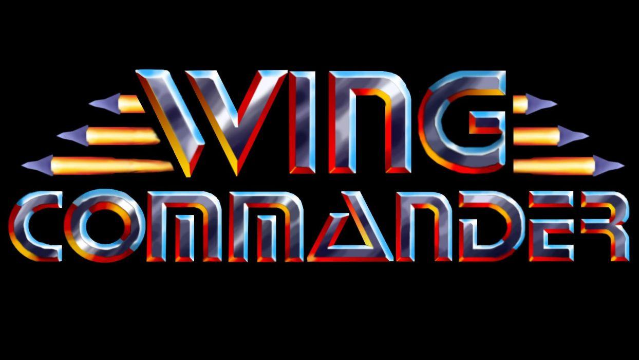 WING COMMANDER space flight simulator sci-fi spaceship 1wingc poster wallpaper
