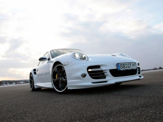 TechArt Porsche 911 Turbo-S 997 cars 2010 wallpaper