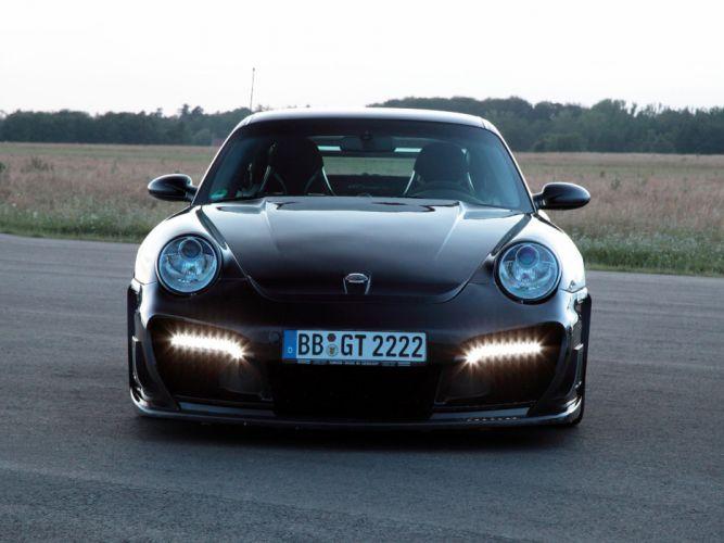 TechArt GT Street-RS porsche 911 cars modified 2010 wallpaper