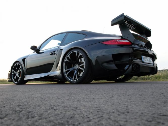 TechArt GT Street-RS porsche 911 cars modified 2010 wallpaper
