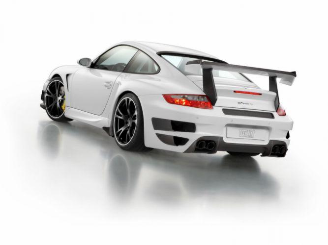 TechArt Porsche 911 Turbo GT-Street-rs cars modified 2008 wallpaper