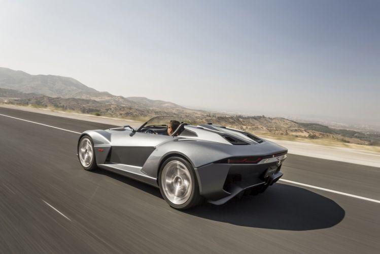 Rezvani Motors Beast 2015 cars supercars roadster wallpaper