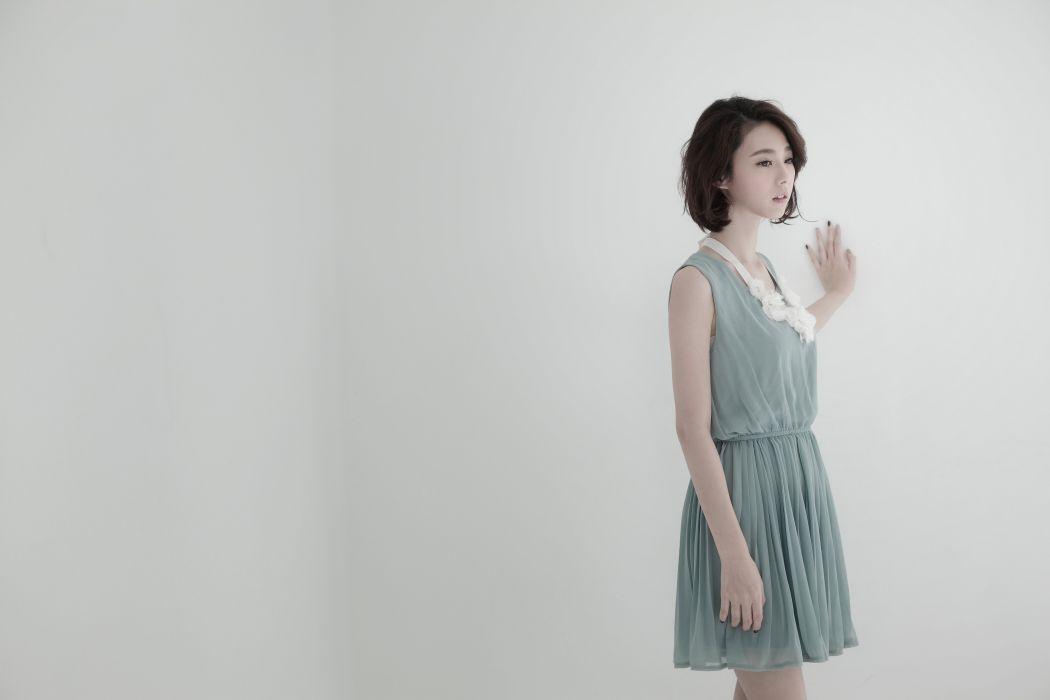 asians - brunettes - LA wallpaper