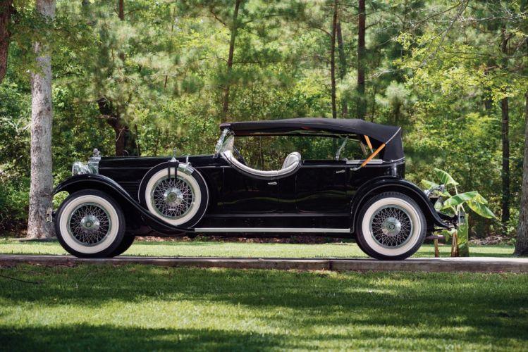 1929 Stutz Model-M 4-passenger Speedster LeBaron cars classic black wallpaper
