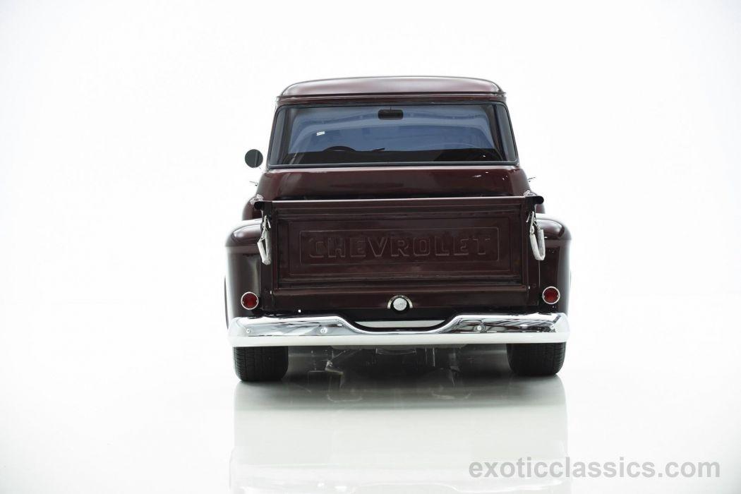 1957 Chevrolet 3100 Short bed Pickup Truck classic cars wallpaper