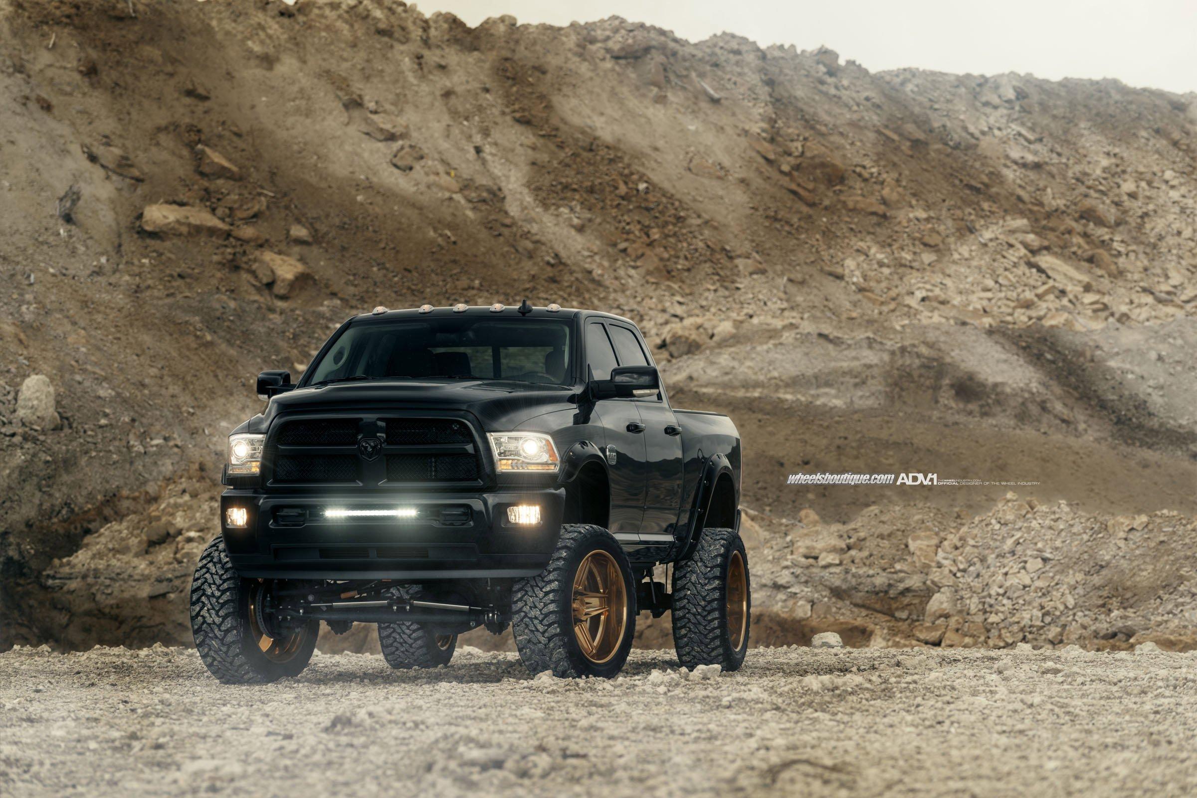 Adv 1 Wheels Gallery Dodge Ram 2500 Hd Truck Pickup Cars Wallpaper 2400x1601 724306 Wallpaperup