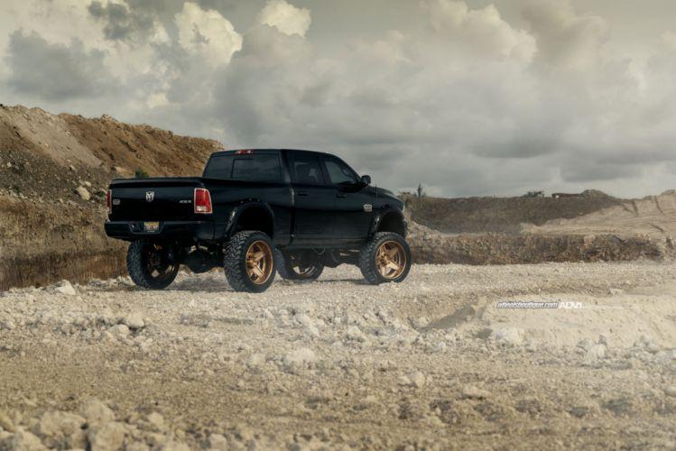 ADV 1 WHEELS GALLERY DODGE RAM 2500-HD truck pickup cars wallpaper