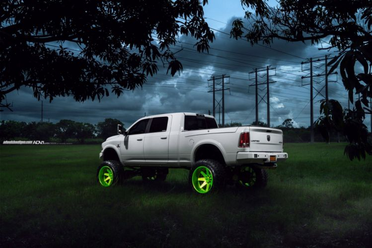 ADV 1 WHEELS GALLERY DODGE RAM 2500-HD truck pickup cars wallpaper