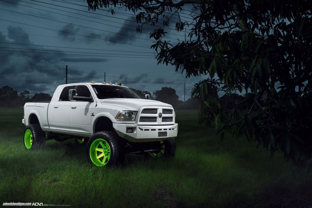 Adv 1 Wheels Gallery Dodge Ram 2500 Hd Truck Pickup Cars Wallpaper 2400x1602 724315 Wallpaperup