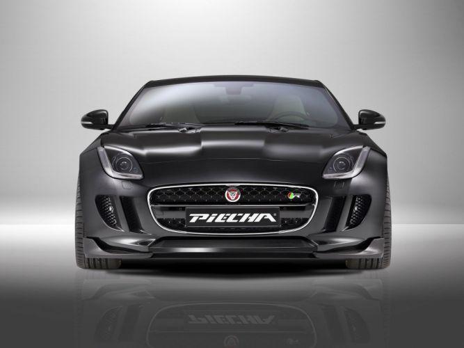 Piecha Design Jaguar F-Type-R Coupe cars modified 2015 wallpaper