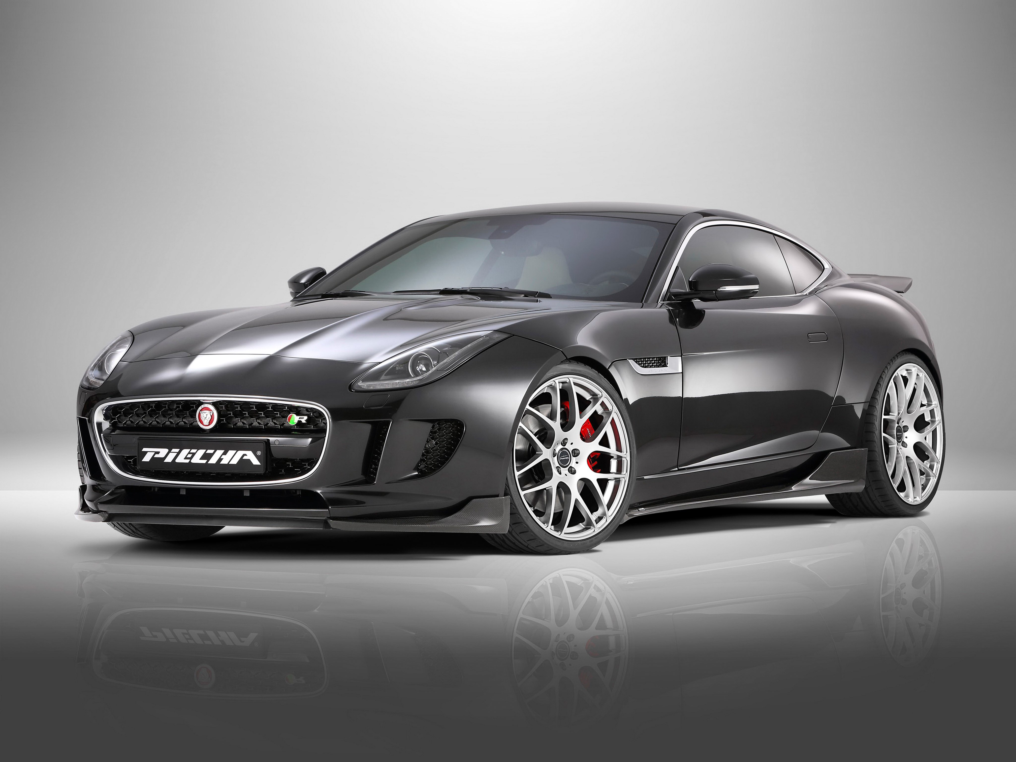 Jaguar F Type 2015 Black