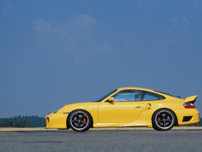 TechArt Porsche GT-Street 996 911 cars modified wallpaper