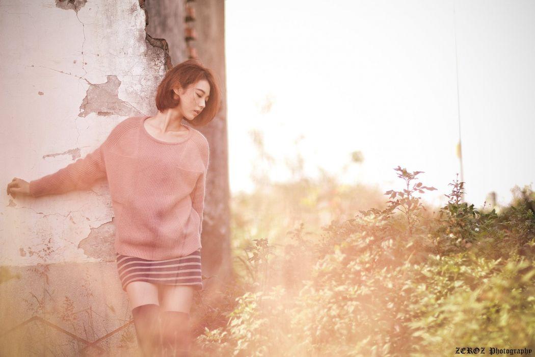 asians - brunettes - YCn - model - oriantal - women - LA wallpaper
