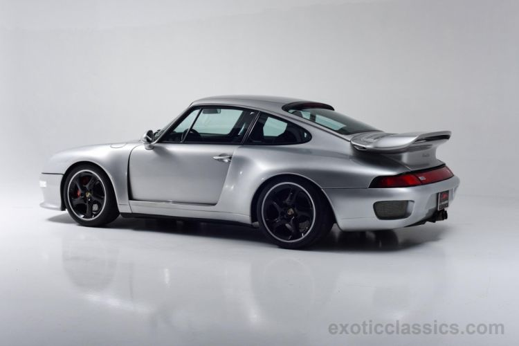 1996 Porsche 911 Carrera Turbo cars wallpaper