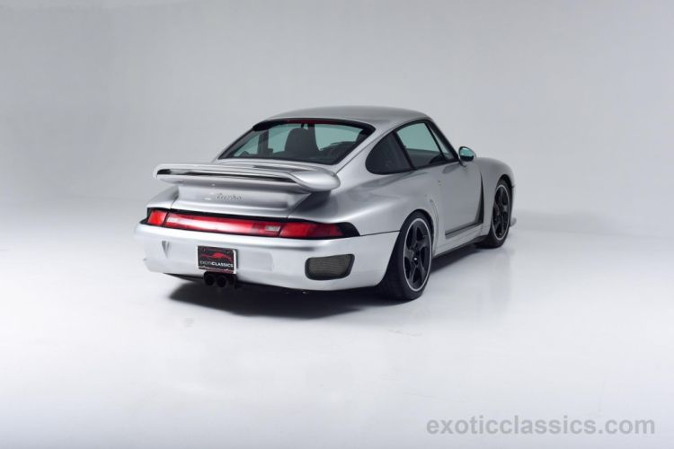 1996 Porsche 911 Carrera Turbo cars wallpaper