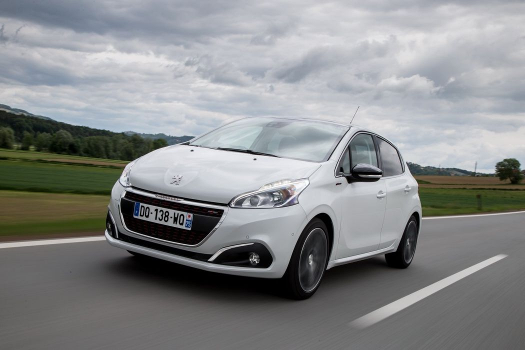 2016 208 cars Peugeot french wallpaper