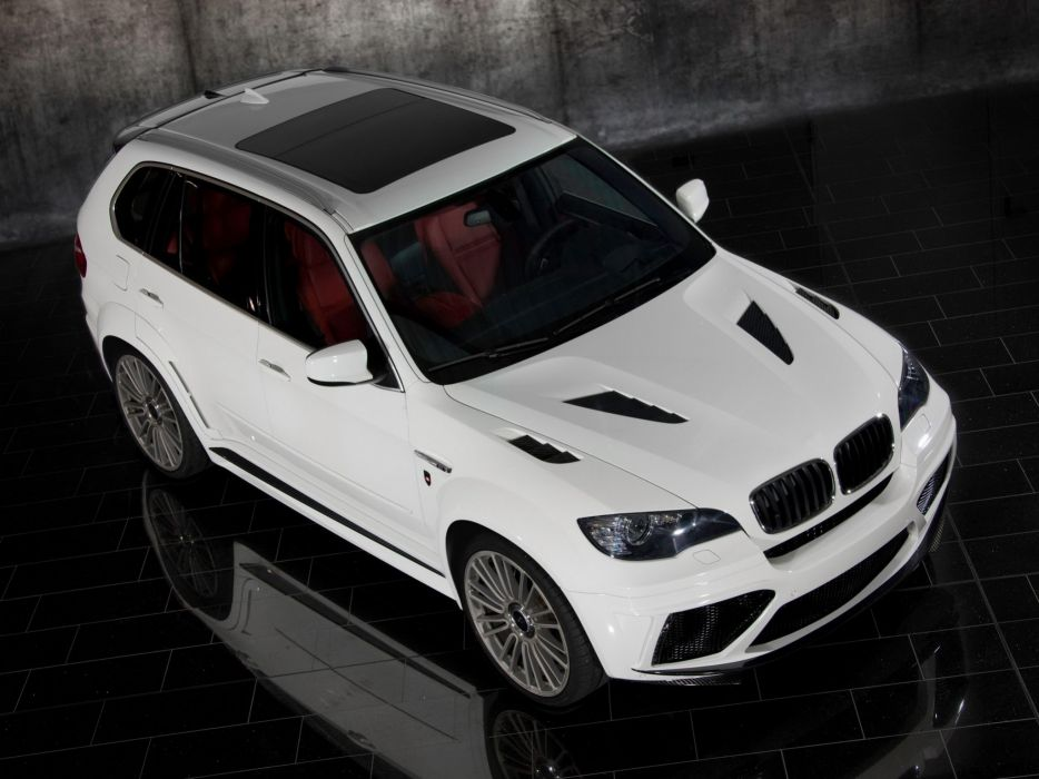 Mansory BMW-X5 cars modified wallpaper