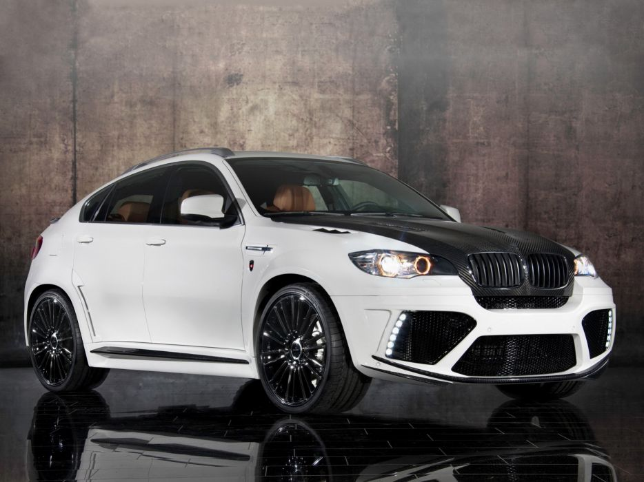 Mansory BMW-X6-M cars modified wallpaper