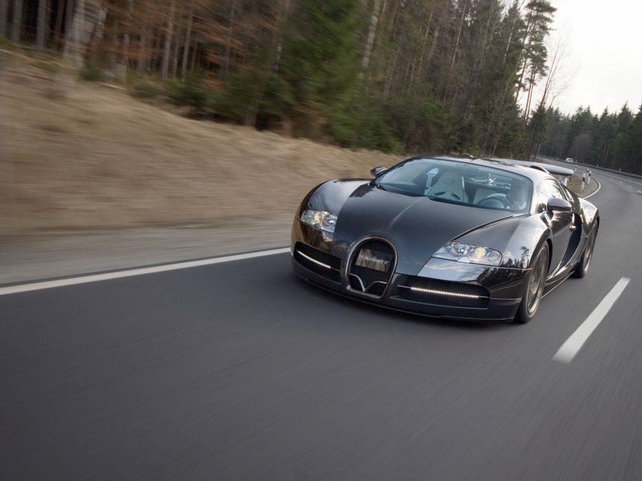 Mansory Mansory Bugatti Veyron Linea Vincero cars modified wallpaper