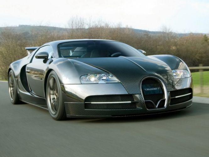 Mansory Mansory Bugatti Veyron Linea Vincero cars modified wallpaper