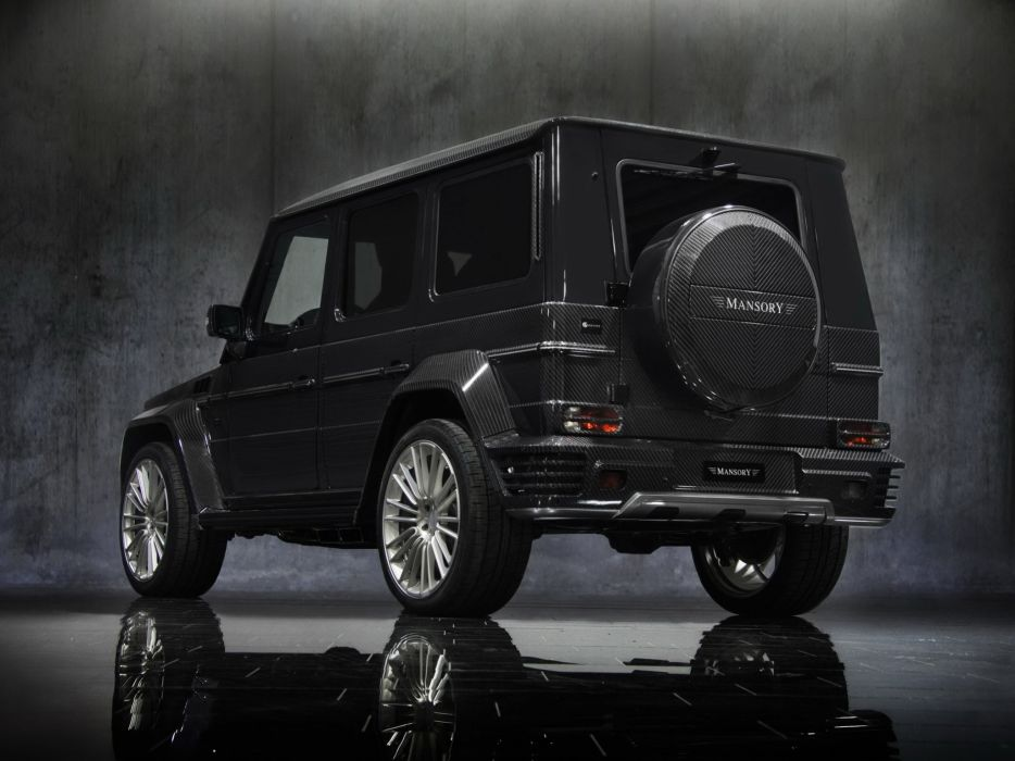 Mansory G-Couture mercedes cars modified wallpaper