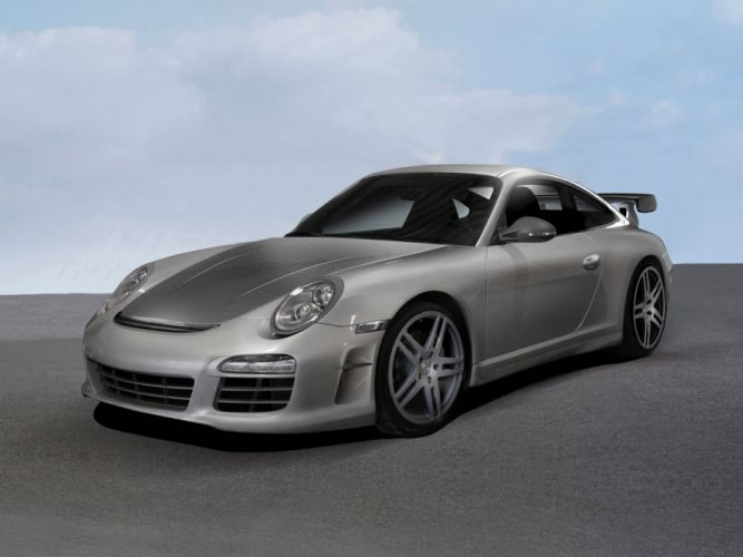 Mansory Porsche 911 Carrera modified cars wallpaper