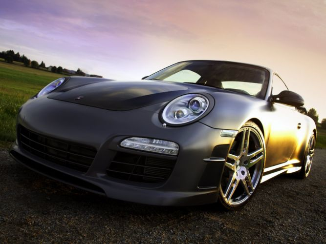 Mansory Porsche 911 Carrera modified cars wallpaper