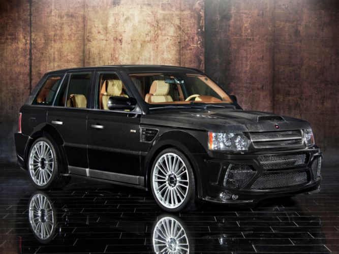 Mansory Range Rover Sport modified cars wallpaper