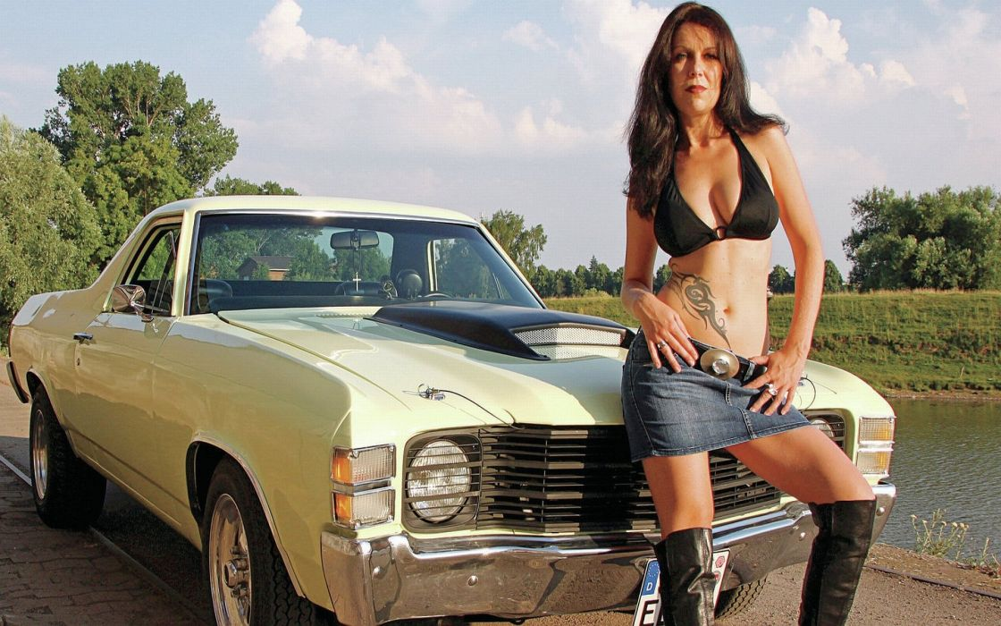 Naked chevy women — photo 10