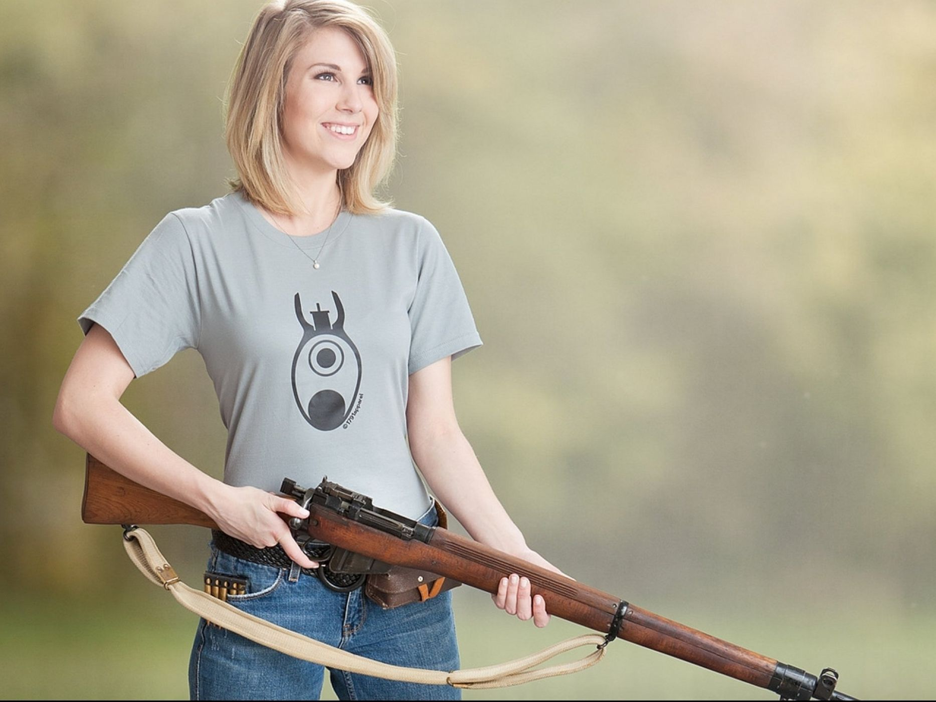 Pictures of girls shooting guns, dose sperm count effect acne